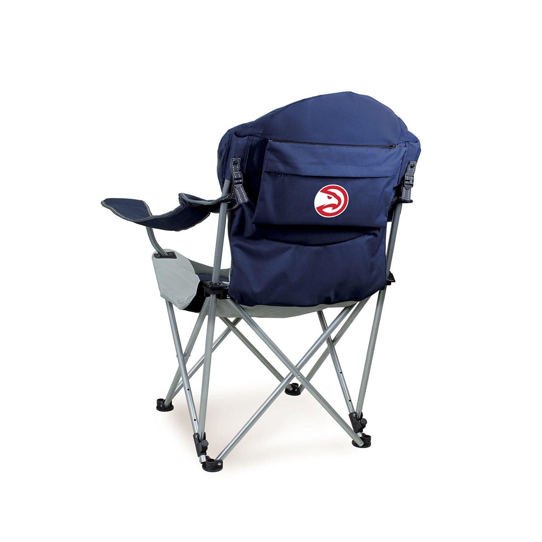 NBA Atlanta Hawks Reclining Camp Chair