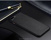 Retro Ultra Thin Carbon Fiber Matte PP Soft Phone Case Back Cover For Apple iPhone 7