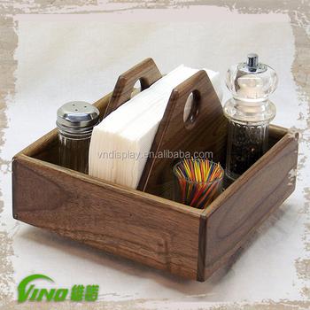 Custom Napkin HolderCondiment HolderTable Condiment Holder Buy - Condiment holder for table