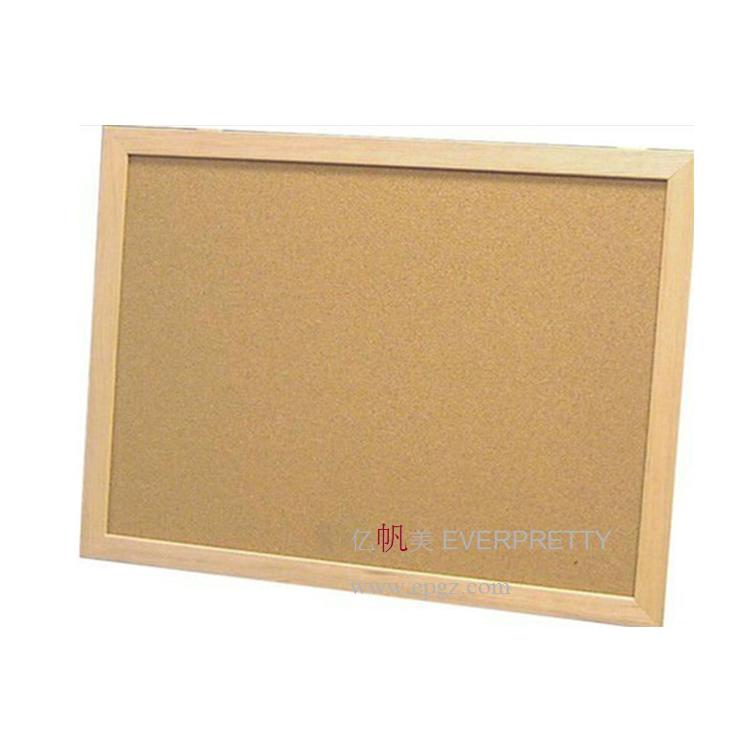 Wood Frame Fabric Pin Board, Wooden Frame Cork Board, Wooden Bulletin Board - Yola WhiteBoard   szyola.net