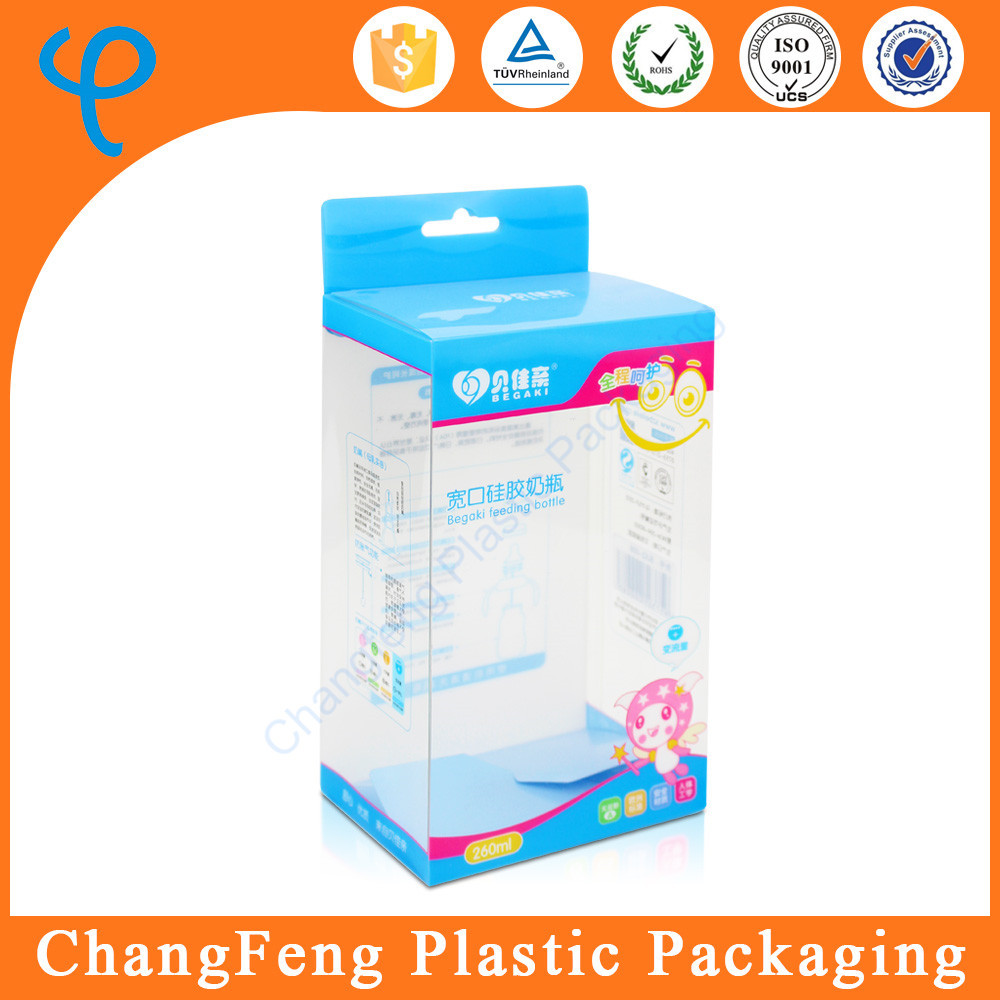Updated Design Feeding Bottle Transparent Packaging Box