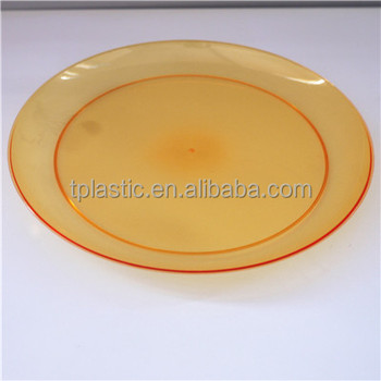 Disposable PS plastic plate colorful charge plastic clear plate  sc 1 st  Alibaba & Disposable Ps Plastic Plate Colorful Charge Plastic Clear Plate ...