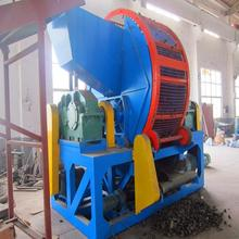 2017 Waste Tire Shredder / Rubber Crusher / Old Tyre Recycling Machine