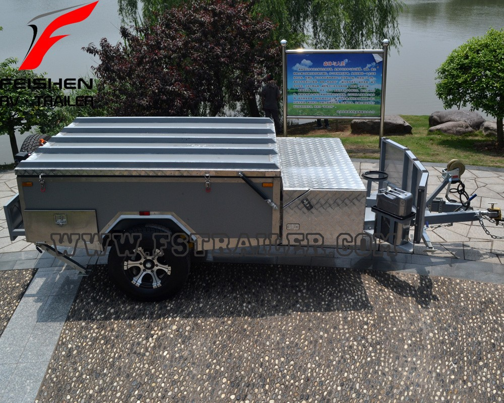 Camper Trailer Kitchen Off Road Camper Trailer With Kitchen Off Road Camper Trailer With