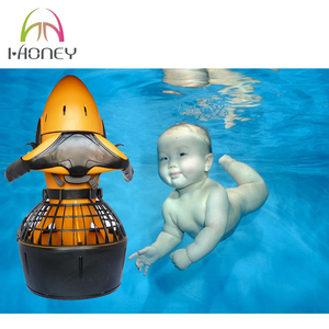 Aqua Water Pool Lake Pond Ocean Swimming Scuba Diving Water Scooter for Children