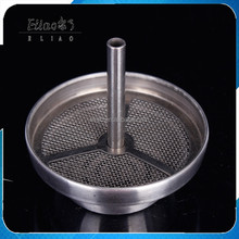 Factory Direct Sale Stainless Steel Charcoal Bowl Burner Heater Keeper for Hookah