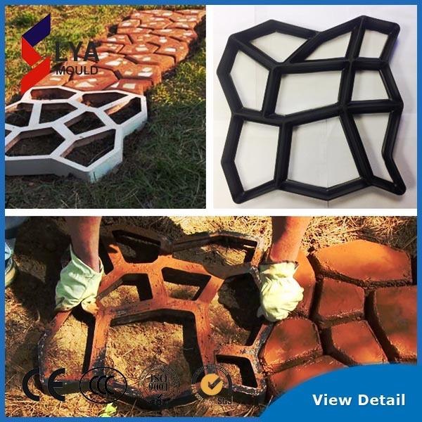 Diy Plastic Mould/home Diy Concrete Mold