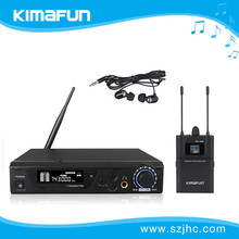 Amazing!!!True Diversity wireless surveillance microphone KM-100M