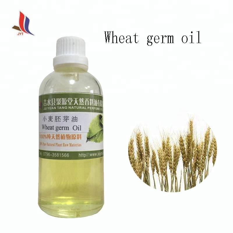 OEM Pure Natural Wheat Germ Oil benefits for health