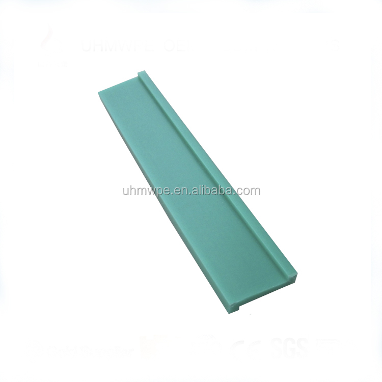 Top grade professional wear resistance UHMWPE waer strip profiles