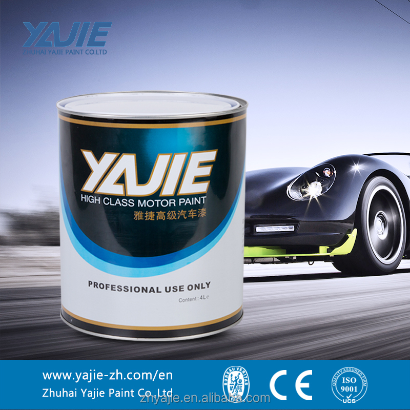 Chinese Products Brands Car Paint Car Mix Paint White Color Car Paint