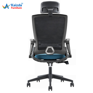 Customized Professional Ultimate Mesh Swivel Ergonomic Modern High Back Can Foldable Chair