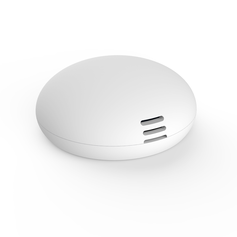Sensor de umidade temperatura Zigbee Smart home TUYA compatível com gateway zigbee TUYA