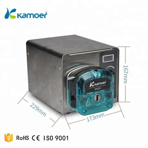 Kamoer BIP Intelligent Lab Pump 6L/min 220V Electric Liquid Transfer Peristaltic Pump