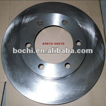 Brake Disc 43512-35210 Genuine Toyota