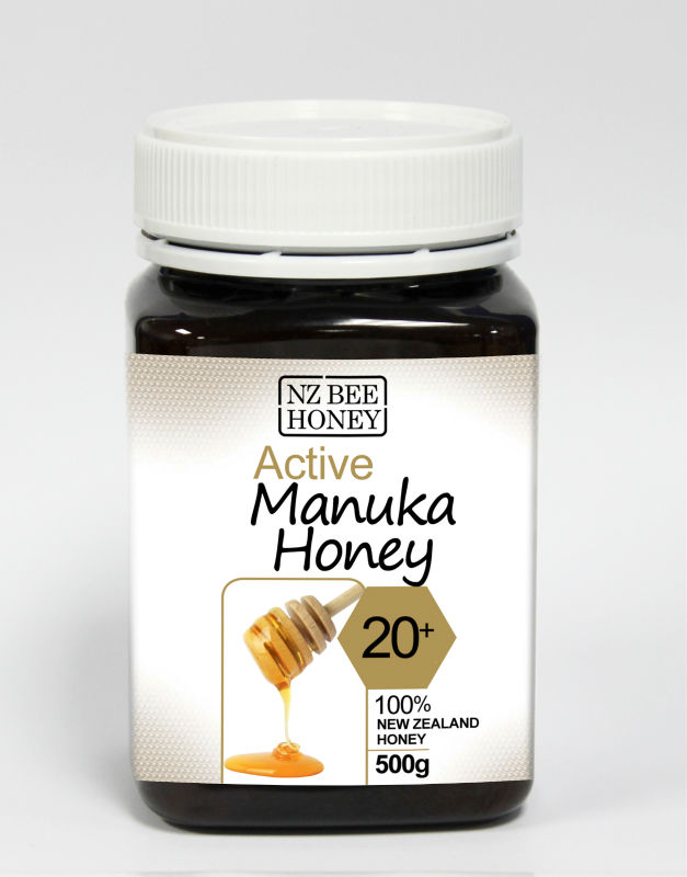 NZ Bee Honey - New Zealand Manuka Honey