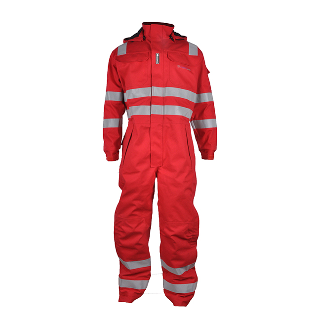 Modacrylic Fire Retardant Clothing Women Overalls