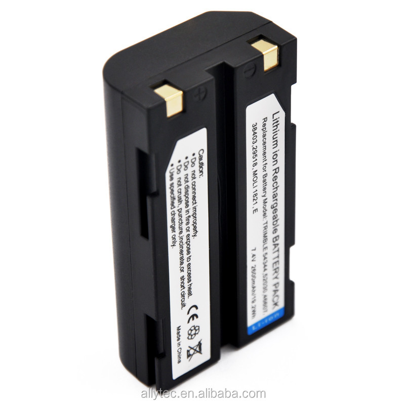 Trimble Li-Ion-batería batería 92670 para trimble GPS receptor receptor 7,4v nuevo