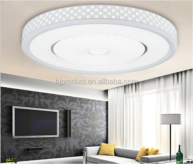 High Quality Ceiling Lamp Cover Indoor Round Acrylic Light
