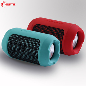 Hottest Selling Wireless Mini Powered Smart Multimedia Professional Bluetooth Music Speaker With Rope