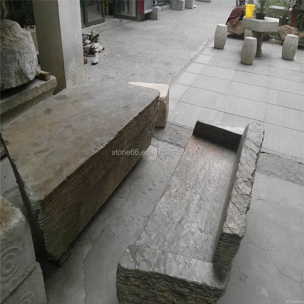 Garten steinbank garten im freien beton bank stein terrasse b nke f r verkauf antiker stuhl - Steinbank garten ...