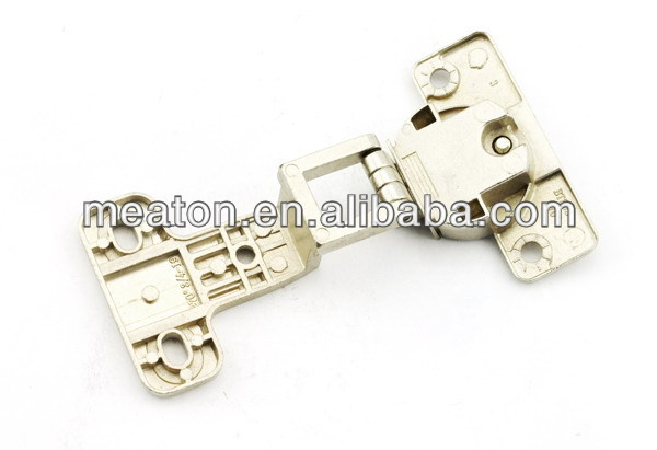 2014 economic stainless steel hinge double action spring hinge