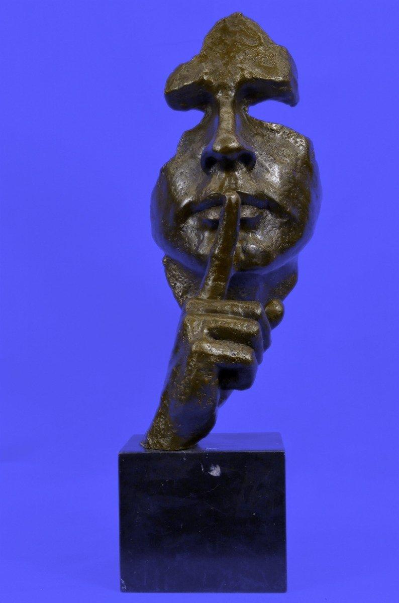 Amazon.com: Handmade European Bronze Sculpture Gilt Sexy