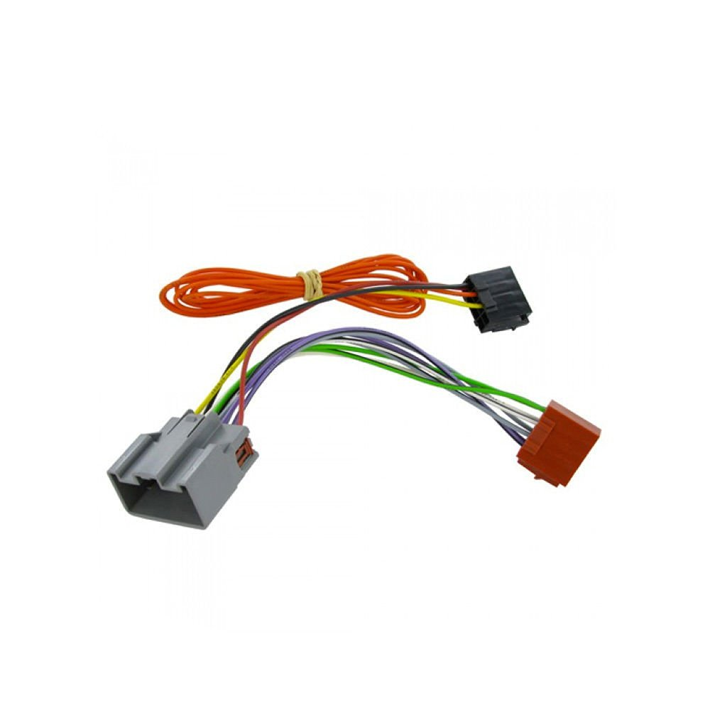 Wiring Harness Adapter for Ford Fiesta 2008 - 2010 ISO stereo plug adaptor