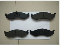 JEEP D477 semi-metallil ceramic brake pad