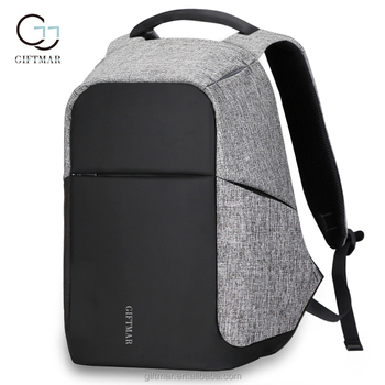 Stylish Waterproof Hidden Compartment Backpack Mens Back Pack ...