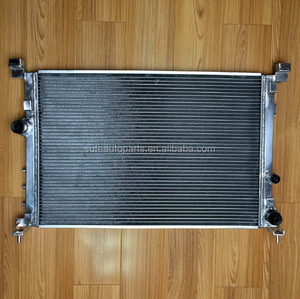 High Performace Engine Cooling Aluminum Auto Radiator For German Brand Cars