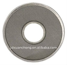 Extruder Screen/Leaf screen Packs for BOPP Plastic Processing filter screen for plastic processing