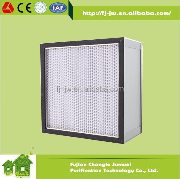 Replacement Hepa Filter Air Diffuser HEPA Filter For Cleanroom