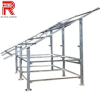 Aluminum Profile for Solar Panel System Support frame