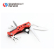 NEW Best Selling Stainless Steel 13-in-1 Camping Outdoor Folding Pocket Survival Multifunction Hunting Knife