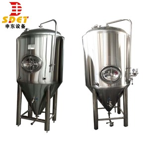 brewery red copper commercial brewing 5hl 10hl restaurant