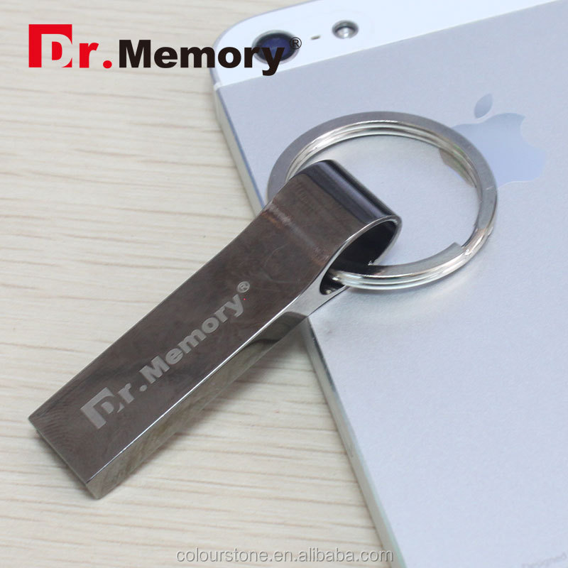 Dr.memory customised metal usb flash drive 2.0/3.0 1GB 2GB 4GB 8GB 16GB 32GB