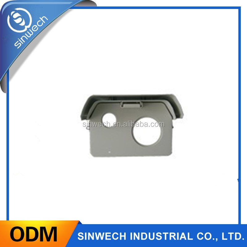 Stainless steel plate cover stamping parts steel plate with holes