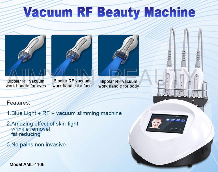 Radio Frequenz salon RF maschine (Ce-zulassung)