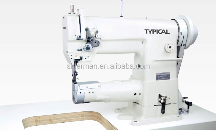 Typical Tw3-341 Heavy Duty Book Binding Sewing Machine