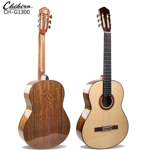 39 Inch Handmade Nylon String Classical Guitar China Supplier