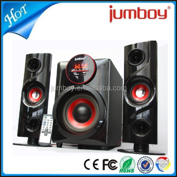 wholesale bluetooth home theatre 2.1 home theater with usb sd fm
