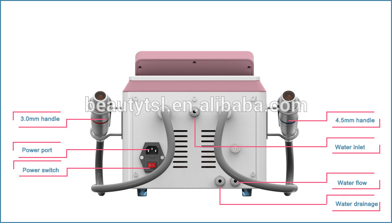 Radar Line Carve 12 LINGMEI vmate 5 cartridge focused ultrasound therapy v-mate hifu therapie for face.JPG