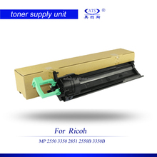 Echt MP 2550 <span class=keywords><strong>toner</strong></span> supply unit voor <span class=keywords><strong>Ricoh</strong></span> Aficio 3350 2851 2550B 3350B <span class=keywords><strong>Toner</strong></span> Houder Hopper Supply Unit D0193501 D019-3501
