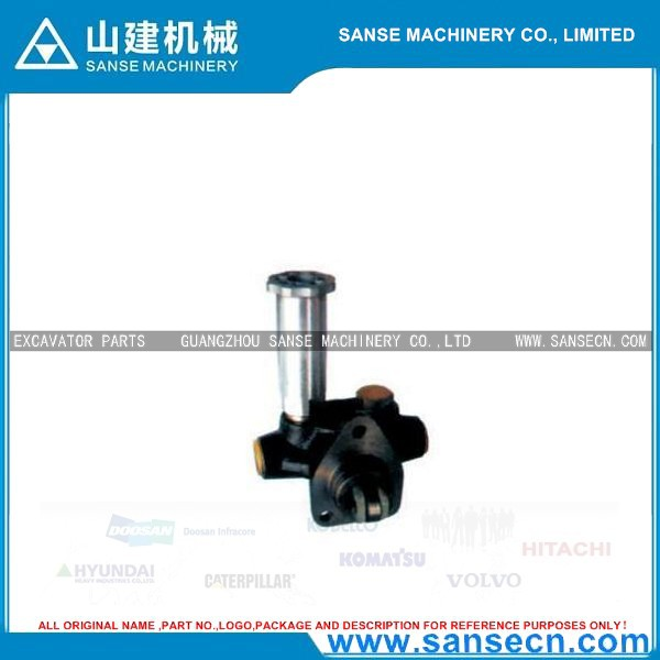 6D14 S6K excavator Fuel Injection Pump