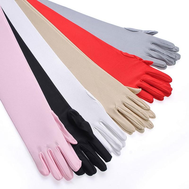 Бесплатная доставка солнцезащитный крем перчатки женщин летом анти-уф - вс-затенение солнцезащитный крем с дизайн длинные перчатки