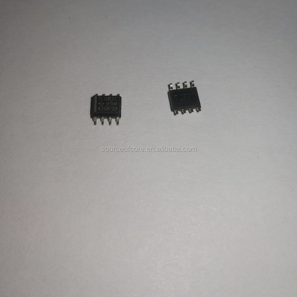 Low Cost Tl082cdr Tl082c Sop8 Tl082cn Dip8 Tl082 Tl082idr Tl082id Dual Operational Amplifier Schematic Tl082i Buy