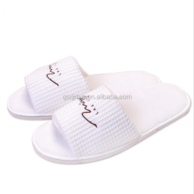 SDRJ offering supper anti-slip indoor slippers for 5 Star Hotels with cheap price