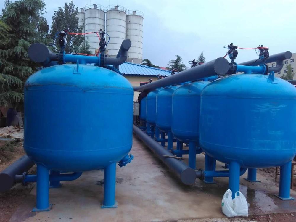 Industrial Quartz Sand Filter Activated Carbon Filter Price Media ...