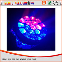 Guangzhou New products 2016 dj equipment night club lighting RGBW LED bee eye led moving head light